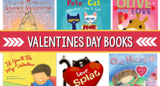 Books to Celebrate Valentine's Day
