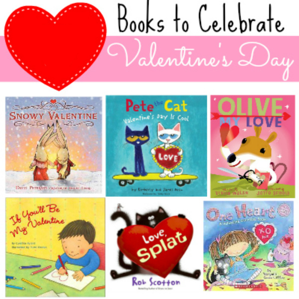 preschool books valentines day