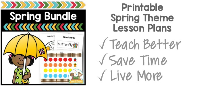 Spring Theme Bundle