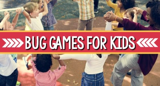 Bug Games for Kids: Slugs, ladybugs, and more!