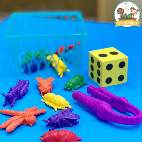 Bug Games for Preschool Kids