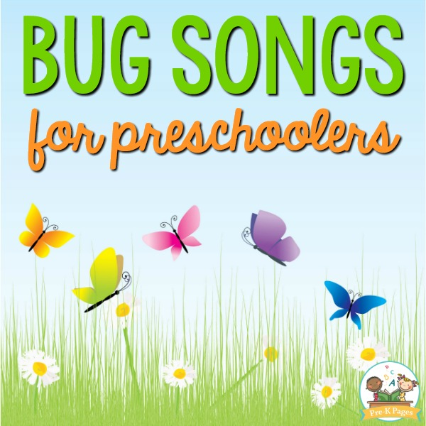 Bug Songs for Preschool Kids