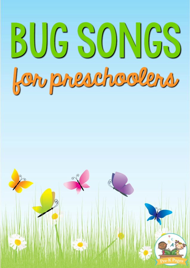 Bug and Insect Songs for Kids