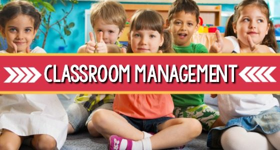 Classroom Management Tips for Preschool and Pre-K