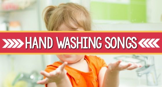 Hand Washing Songs for Preschool Kids
