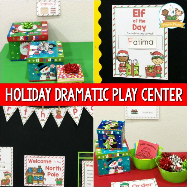 North Pole Dramatic Play Center