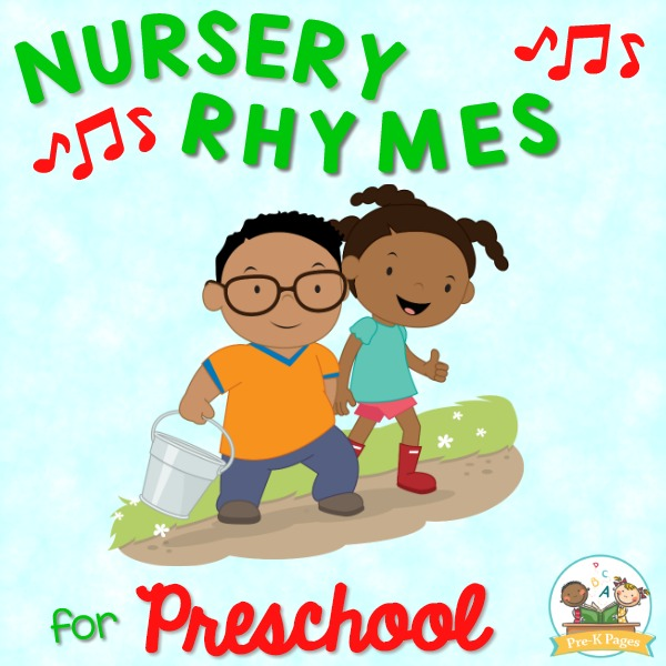 Nursery Rhyme Songs for Preschool