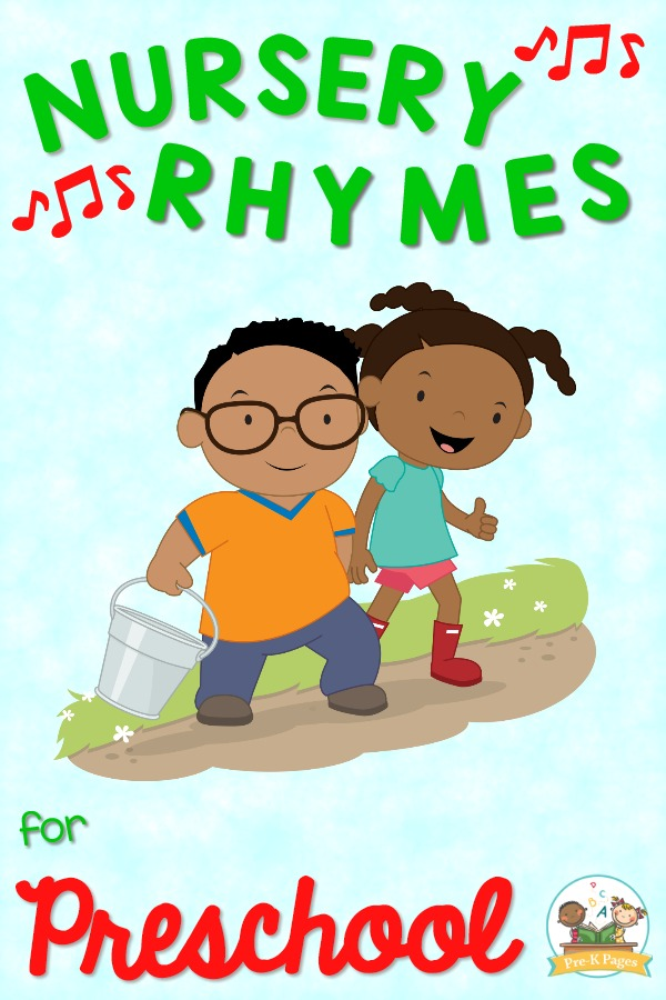 20 Best Preschool Rhyming Songs
