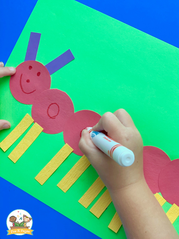 insect shape activity