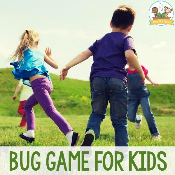 Slug and Bumble Bee Game for Kids