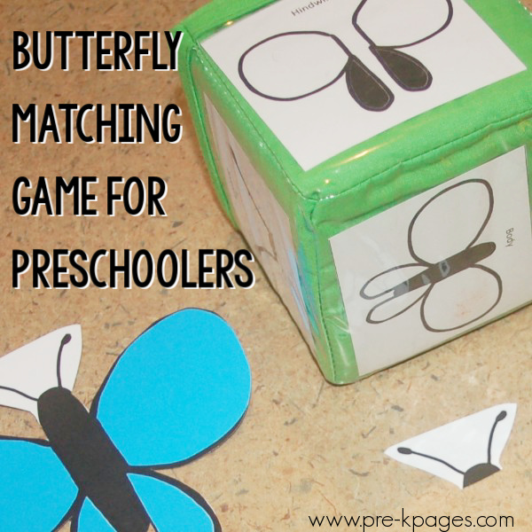 butterfly game pre-k