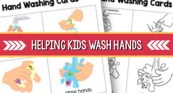 How to Help Toddlers Wash Their Hands to Prevent Coronavirus