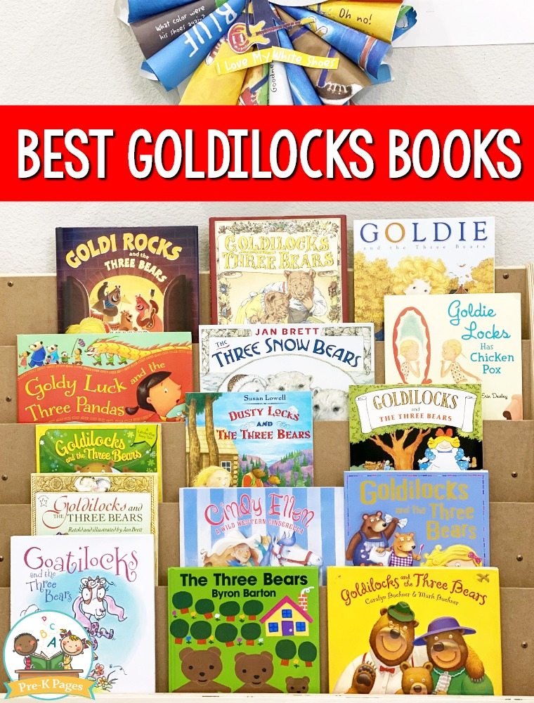 Best Goldilocks Book for Preschool