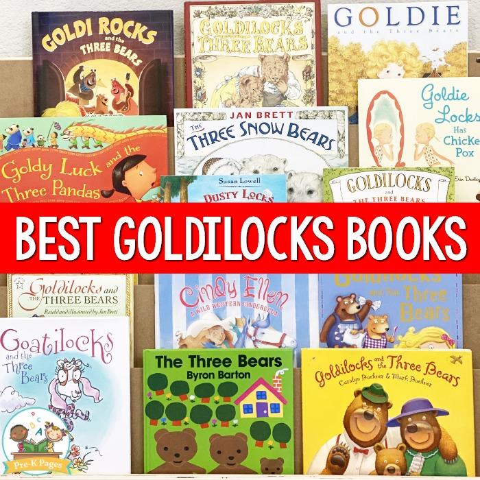 Best Goldilocks and the Three Bears Books for Kids
