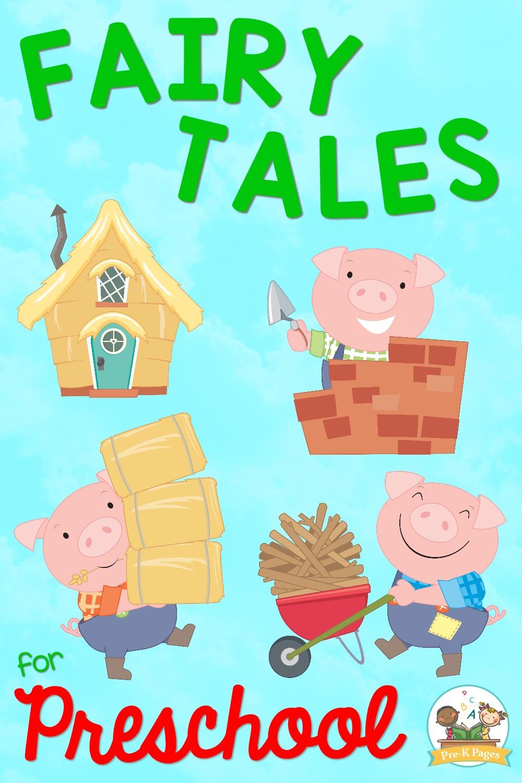Fairy Tales for Preschool