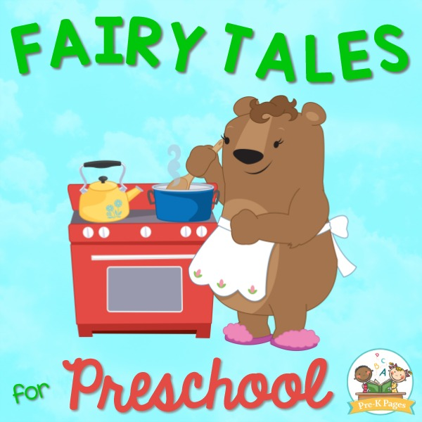 Fairy Tales for Preschoolers
