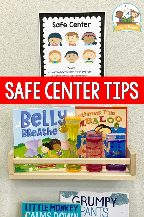 How to Set Up a Safe Place in the Classroom