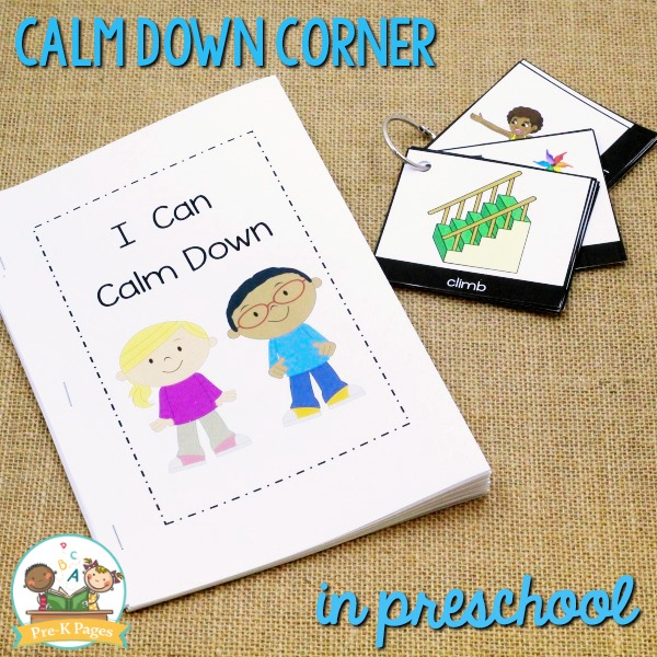 Preschool Calming Kit