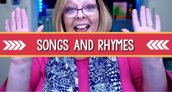Preschool Songs and Rhymes for Home or Classroom