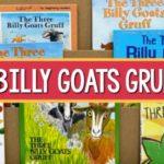 Best Three Billy Goats Gruff Books for Preschool