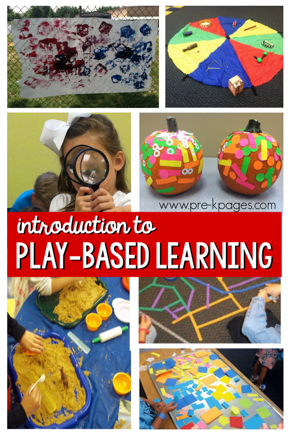play-based learning for prek