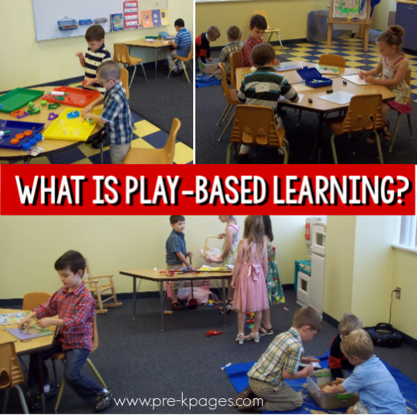 play-based learning ece
