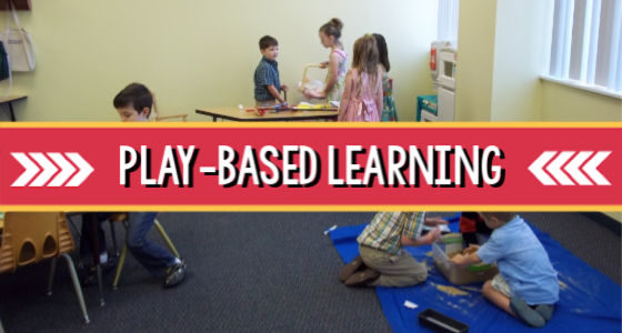 play based learning intro