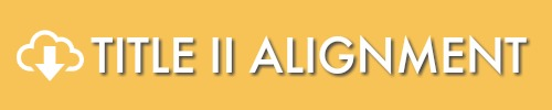 Title II Alignment
