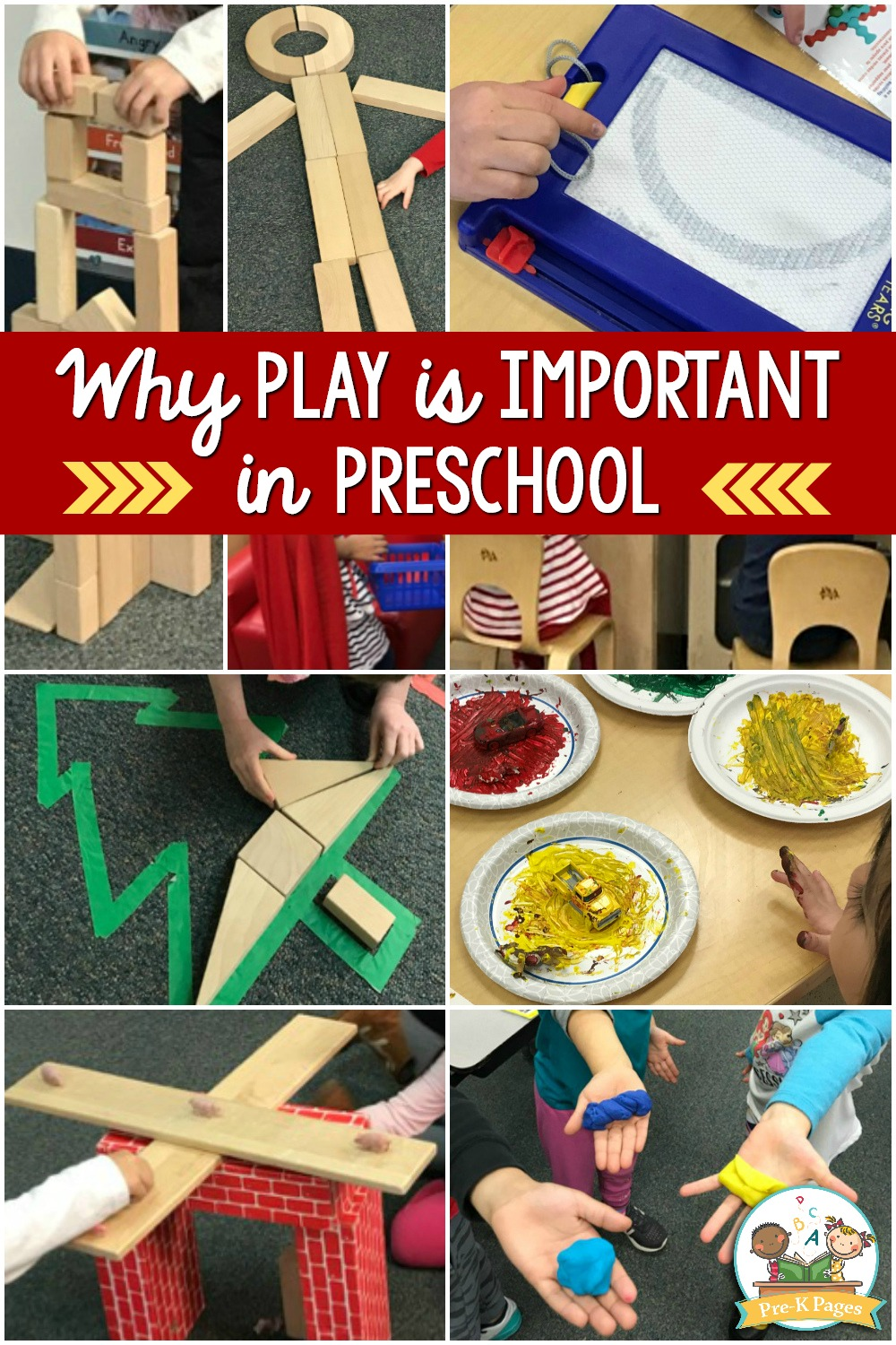 importance of play in ECE