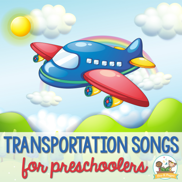Songs About Transportation for Kids