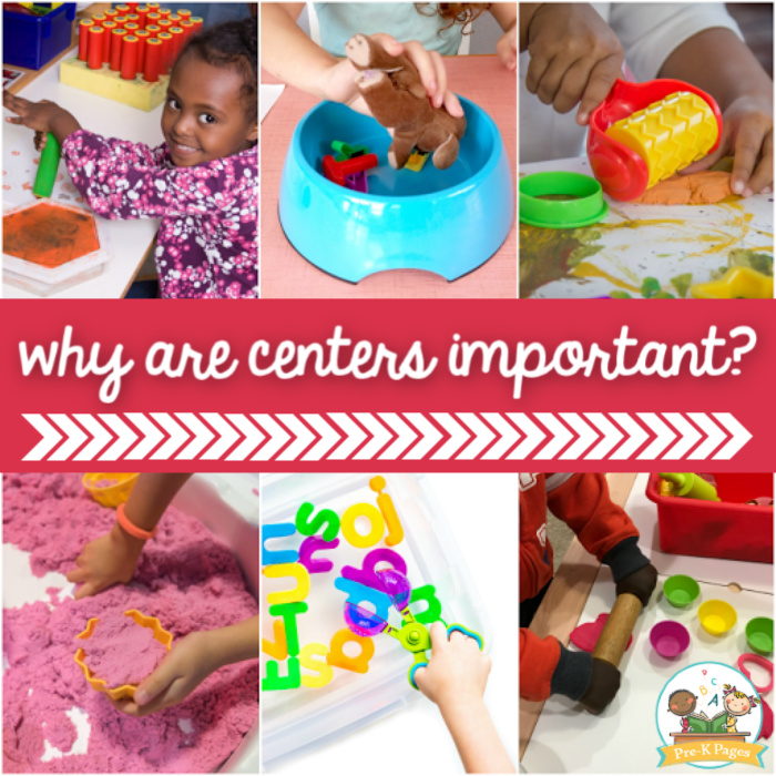 Why are Centers in Preschool Important