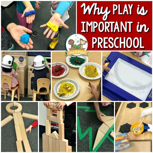 play important in preschool pre-k