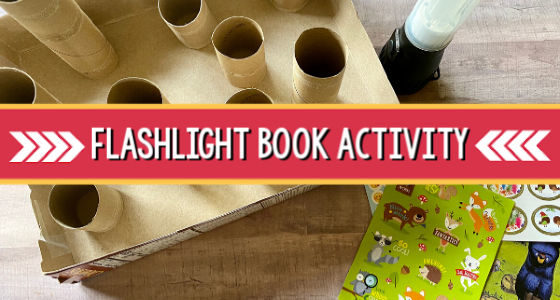 camping book activity preschool