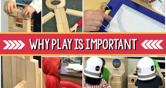 Why Play Is Important in Preschool and Early Childhood