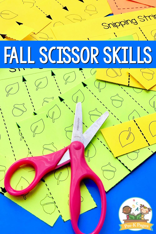 Fall Scissor Skills