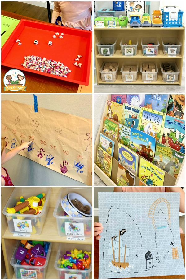 play-based learning resources ECE classroom