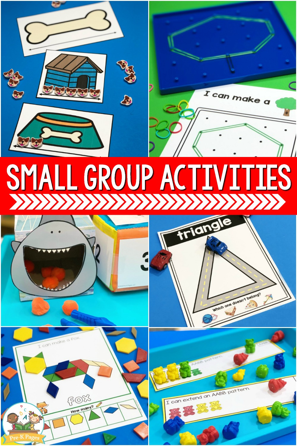 How to Set Up Small Groups