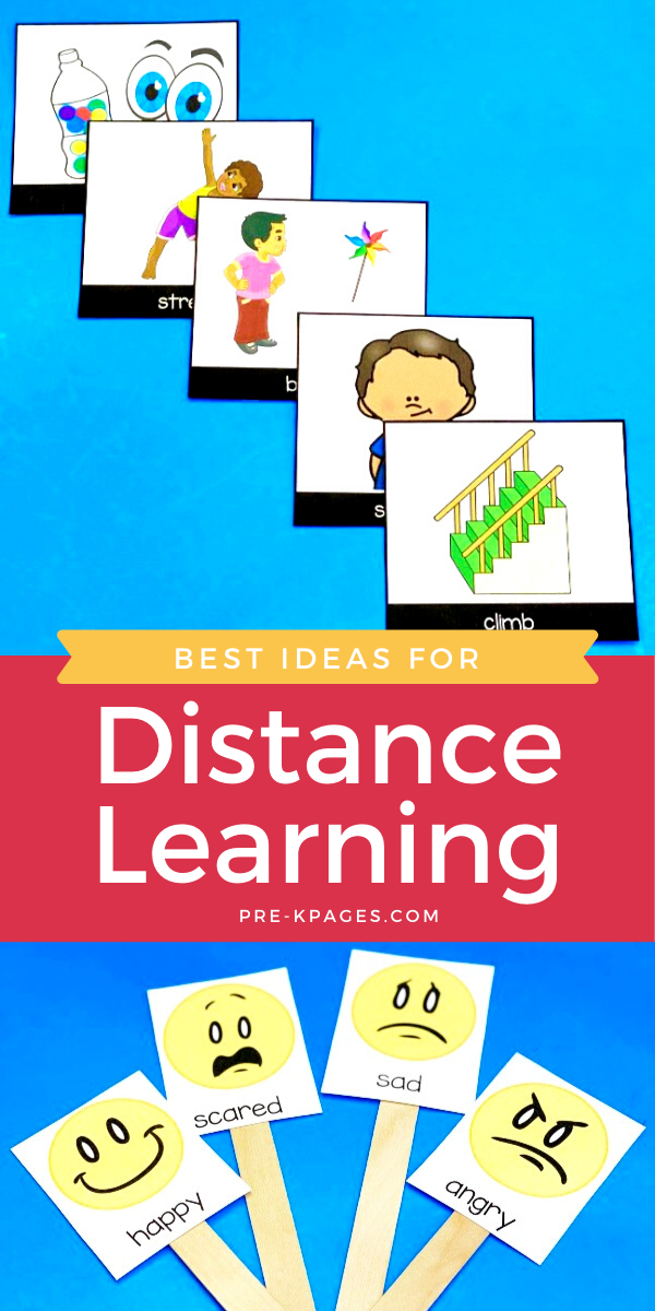 Best Ideas for Distance Learning