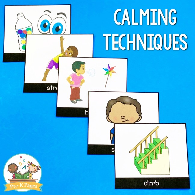 Calming Techniques for Preschoolers