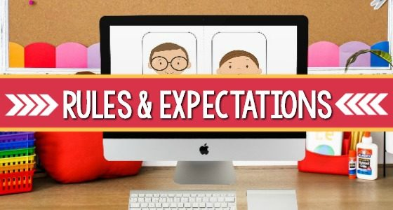 Classroom Rules and Expectations for Preschoolers