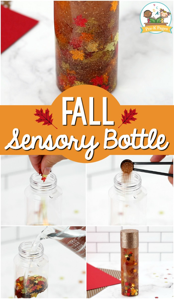 Fall Discovery Bottle