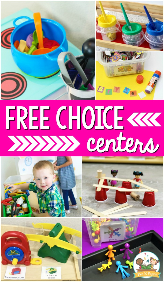 Free Choice Centers