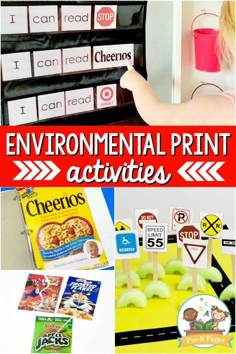 How to Use Environmental Print in the Classroom