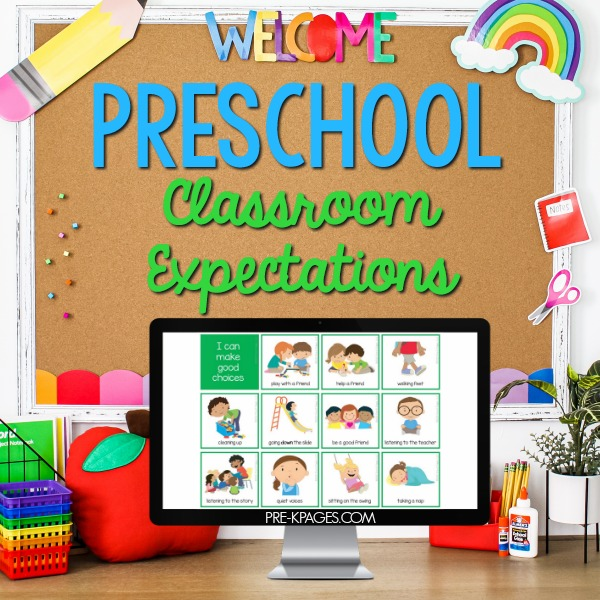 Preschool Classroom Expectations