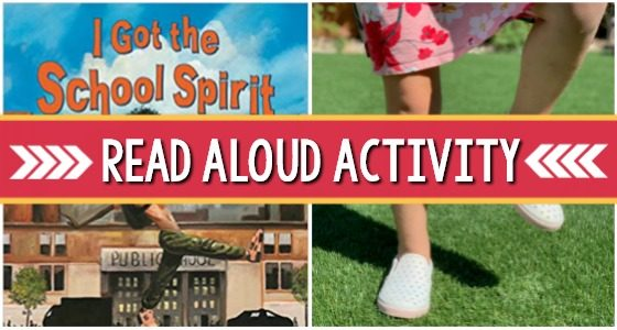 Read Aloud Activity for the Beginning of School
