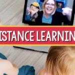 distance learning preschool