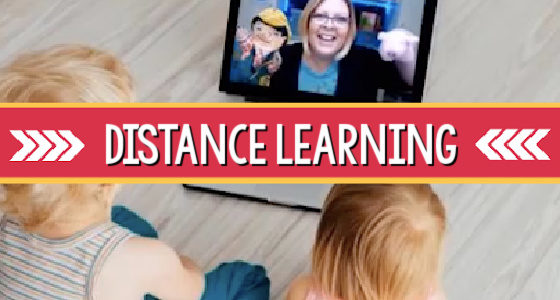 Distance Learning: How to Engage Preschoolers