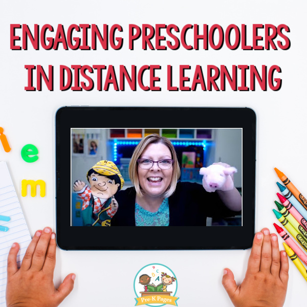 engaging kids distance learning