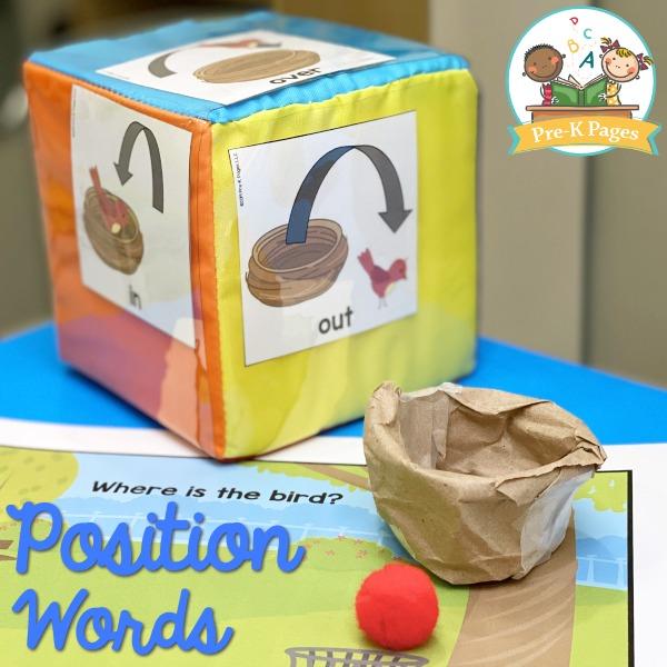 Activities to Teach Prepositions to Preschoolers