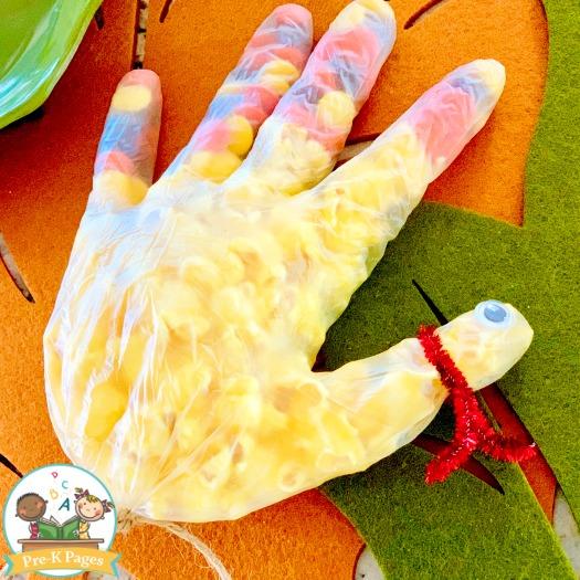 Popcorn Glove Turkey